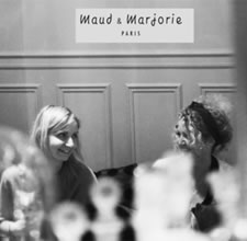 Picture for manufacturer Maud & Marjorie PARIS