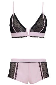 Imagen de Triangle-Shorty 'R U Mine' lingerie set