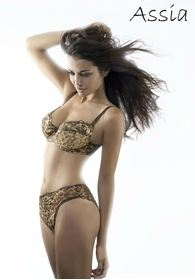 Image de Fauve push up ensemble lingerie