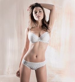 Imagen de Princess Push up lingerie set