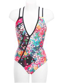 Picture of Hanami low cut 1 piece swimwear