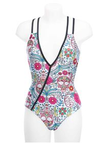 Bild von Entre Dos Mundos low cut one piece swimwear