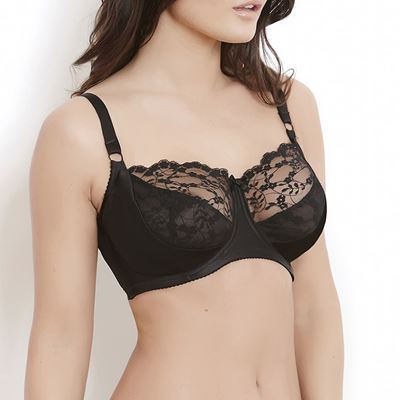 Picture of Sophia Black Full Cup Bra